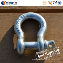 Factory Price Carbon Steel Anchor Shackles